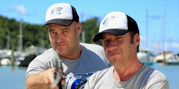 Loading Leigh Hart and Jason Hoyte are fronting a new fishing show called Screaming Reels.