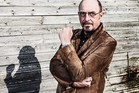 Ian Anderson, frontman of the 70s rock band Jethro Tull