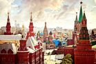 An aerial view of Kremlin, Russia. Photo / 123RF
