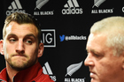 Will it be the Warburton and Gatland show again? We find out when the Lions are named next week. Photo / Photosport