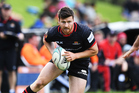 Canterbury's Jack Stratton has been named as captain of New Zealand Universities for their two-match internal tour. Photo / Photosport.