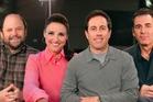 Jason Alexander, Julia Louis-Dreyfus, Jerry Seinfeld and Michael Richards delivered nine seasons of great laughs.