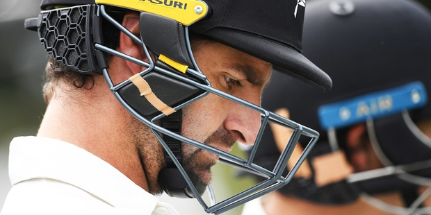 Colin de Grandhomme was picked up late by IPL side Kolkata but has yet to play. Photo / Photosport