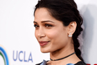 Freida Pinto says she and Dev Patel are still friends, calling their seven-year relationship a