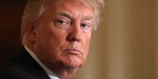 US President Donald Trump is energising his opponents. Photo / AP