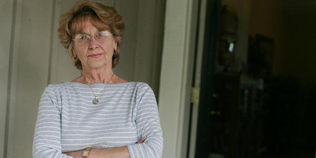 Joann Davis of Lake Elsinore, Calif., in 2011. Photo / AP