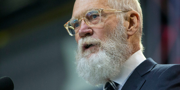 Loading David Letterman's depression following his affair revelations has been revealed. Photo/AP