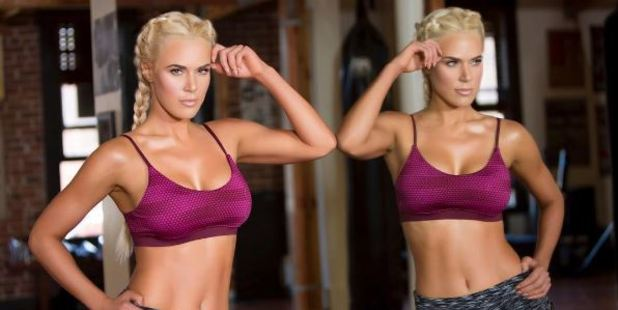 Lana claims the checks were 'inappropriate'. Photo / Instagram / thelanawwe