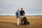 Maxine and Eric Watson are surrounded by the highest-yielding wheat paddocks in the world.