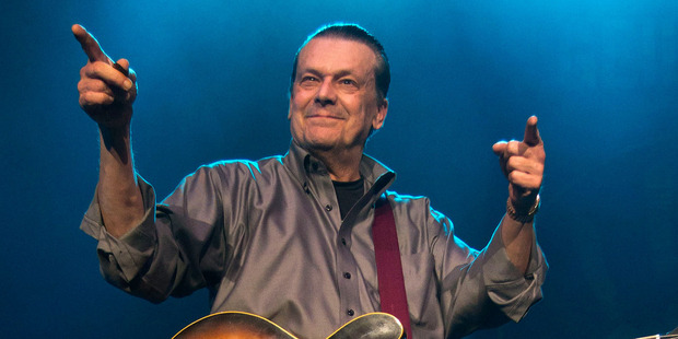 J. Geils was studying mechanical engineering when he founded  The J. Geils Band. Photo / Getty Images