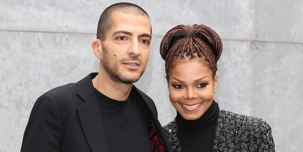 Wissam al Mana and Janet Jackson have called it quits. Photo / Getty