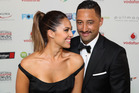 Zoe Marshall and Benji Marshall. Photo / Getty