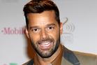 Ricky Martin. Photo / Getty
