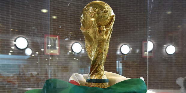 US, Mexico and Canada are 'aiming' for joint 2026 World Cup bid