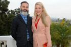 Marc Silverstein and Busy Philipps' night out took a scary turn. Photo / Getty Images