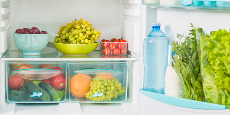Keep bananas and apples out of the fridge to avoid spoiling your veges. Photo / Getty Images