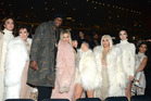 Some of the Kardashians' fashion choices have fans riled up. Photo / Getty Images