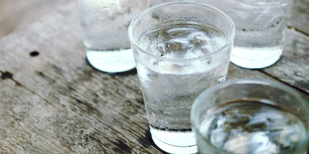Make sure you are having eight or more glasses of water a day. Photo / Getty Images