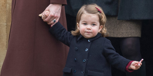 Princess Charlotte will be a bridesmaid for her aunt. Photo / Getty