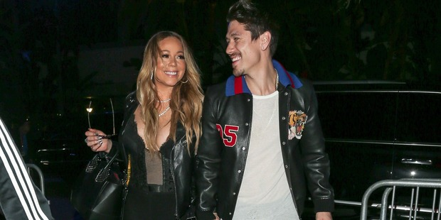 Mariah Carey and Bryan Tanaka have reportedly split. Photo / Getty Images