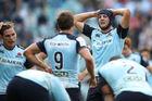 Australian teams like the Waratahs have regressed since winning the title. Photo / Getty