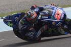 Maverick Vinales during the MotoGp of Argentina. Photo / Getty Images