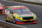 Chaz Mostert during the Tasmania SuperSprint. Photo / Getty Images