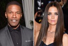 Jamie Foxx and Katie Holmes have been hiding a secret relationship. Photos / Getty