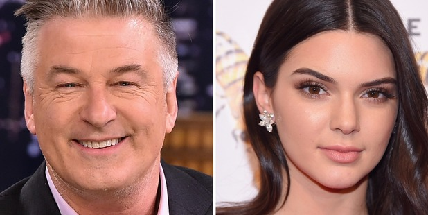 Alec Baldwin defends Kendall Jenner. Photo / Getty