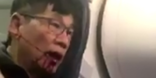 Cellphone footage of David Dao being dragged from the plane caused outrage around the world.