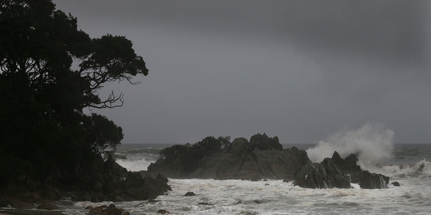 Cyclone Cook has caused the closure of 137 schools around the country. Photo/ John Borren