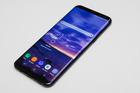 A much-touted feature of Samsung's next smartphone isn't going to work as advertised when the Galaxy S8 and Galaxy S8+ launches on April 21. Photo / Jason Oxenham