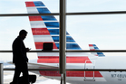 American Airlines is canning its daily Los Angeles-Auckland service for two months. Photo / AP