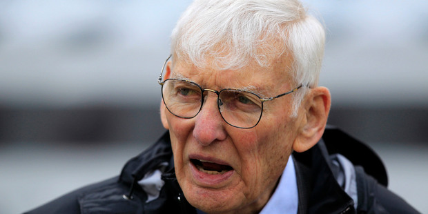 Dan Rooney, Pittsburgh Steelers owner and chairman, died aged 84. Photo/AP