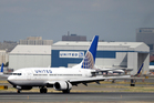 United stock dropped 2.5 per cent, marking the second-biggest decline on a Bloomberg index of U.S. airlines. Photo / AP
