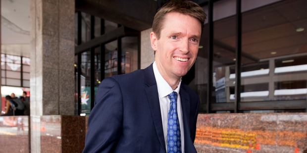 """Colin Craig told the Herald this afternoon that Justice Katz had """"got it right"""". Photo / File"""