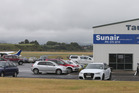 An employee of Sunair Aviation was ordered to pay damages after breaching his employment agreement in bidding for a Tauranga Airport contract. Photo/File.