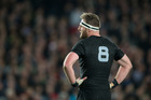 Kieran Read stepped back into the fray. Photo / Greg Bowker