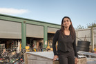 Auckland Council's waste planning manager Parul Sood at the Waitakere Transfer Station. Photo/NZME