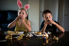 Kiwis love their Easter treats, especially marshmallow eggs, according to supermarket sales figures. Photo/ Dean Purcell.
