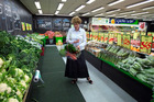 Wild weather has caused the price of veggies to increase and unusual gaps on supermarket shelves. Photo/File