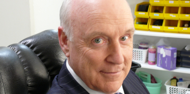 Though John Clarke cut his teeth in New Zealand productions, working in university revues and black-and-white television shows, Australia got to enjoy his gifts for nearly 40 years. Photo / File