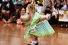 The national junior rock 'n' roll champs are returning to Whanganui this weekend.