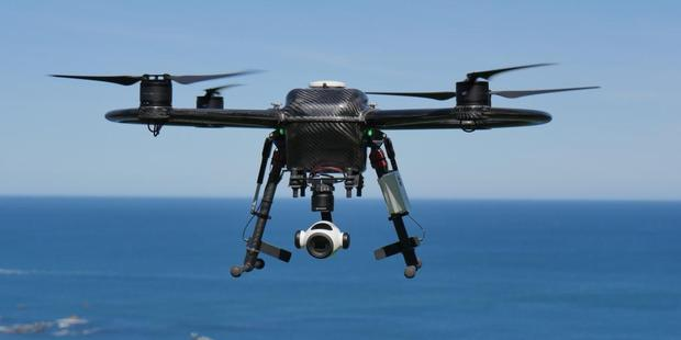 An example of a Unmanned Aerial Vehicle or 'drone'. Photo / file