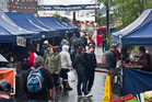 A decision has been made in advance to cancel this week's Night Market due to weather. Photo/File