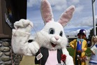 The Easter Bunny will be visiting Bayfair Shopping Centre on Saturday. Photo/file