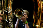This year celebrates the 40th year of the National Youth Jazz Competition - held as part of the National Jazz Festival Tauranga. Photo/file
