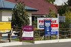 Hawke's Bay house prices are rising as the number listed for sale falls. Photo/File