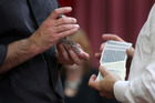 Picking cards from a deck and tossing coins have been used to help European scientists evaluate the