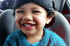Local grandmother Bernice Te Ahuru shed tears in court as she recounted burying her two-year-old grandson Matiu Wereta after he was killed by his stepfather in 2015. Photo/Supplied